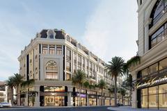 Catalan Boulevard - dự án quy mô 'triệu đô' ấn tượng tại TP Lạng Sơn