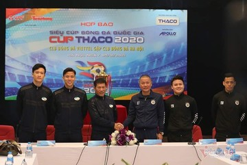 """Siêu cúp 2020: Quế Ngọc Hải e ngại """"sát thủ"""" mới của Hà Nội FC"""