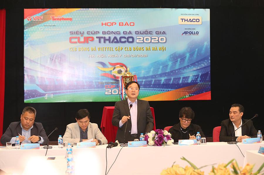 Siêu cúp 2020: Quế Ngọc Hải e ngại 'sát thủ' mới của Hà Nội FC
