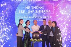Sun Group tối ưu hệ thống quản trị với giải pháp SAP S4HANA