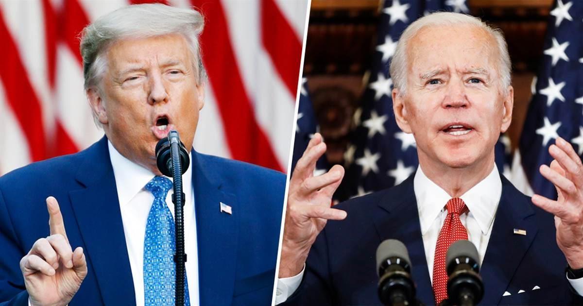 Hai ông Trump và Biden đích thân 'ra quân' trong cuộc đua giành Thượng viện