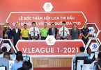 Lịch thi đấu lượt đi LS V-League 1 2021