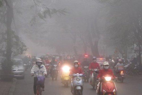 Dự báo thời tiết 6/1, miền Bắc rét và chìm trong sương mù lúc sáng sớm