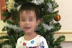 Bé trai 3 tuổi bị đột quỵ