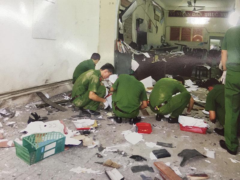 Bộ Công an thông báo về tổ chức khủng bố nguy hiểm 'Triều đại Việt'