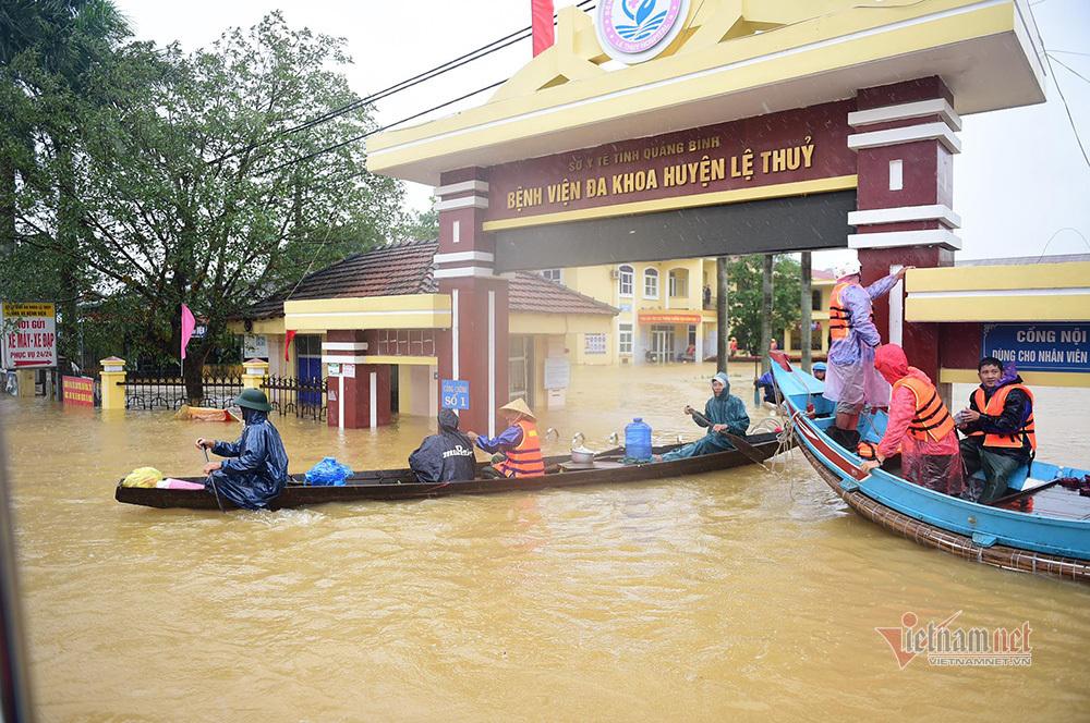 Biến đổi khí hậu: Cam kết chính trị mạnh mẽ của Chính phủ Việt Nam bảo vệ quyền con người