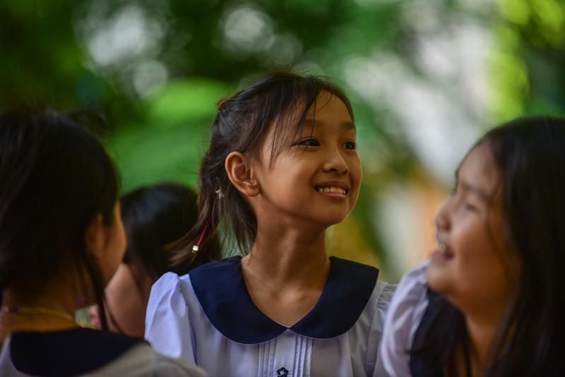 Việt Nam đạt nhiều thành tựu trong việc nâng cao vị thế của trẻ em gái