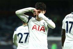 Son Heung Min lập công, Tottenham hẹn MU ở chung kết