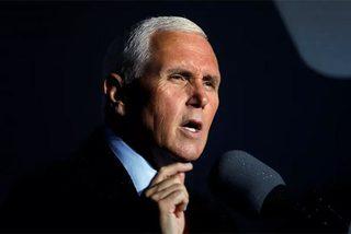 Phó Tổng thống Mỹ thú nhận không thể ngăn Quốc hội duyệt kết quả bầu cử
