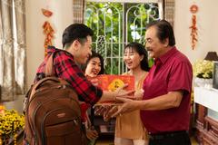Quà Tết cho gia đình trong bối cảnh bình thường mới