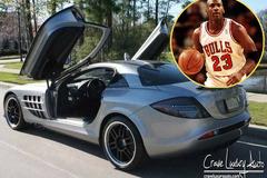 Rao bán siêu xe hơn 13 năm tuổi của huyền thoại bóng rổ Michael Jordan
