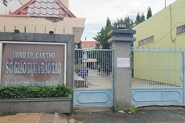 Sở GD-ĐT Cần Thơ đã kiểm điểm vụ bổ nhiệm sai hàng loạt