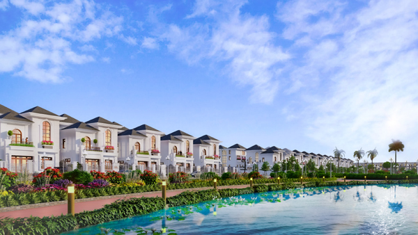 Đại đô thị đầu tiên tại Cà Mau hấp dẫn vợ chồng Lý Hải