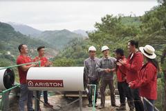 Hơn cả thách thức sự khắc nghiệt nhất Việt Nam, Ariston đang thách thức chính mình