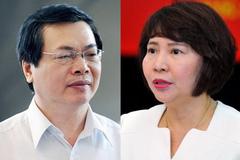 Bà Hồ Thị Kim Thoa trốn nã, cựu Bộ trưởng Vũ Huy Hoàng hầu tòa