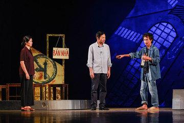 NSND Trung Anh vào vai Giám đốc Công an trong vở 'Như thế là tội ác'