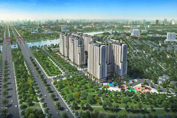 Dream Home Riverside - 'điểm sáng' BĐS Tây Nam TP.HCM