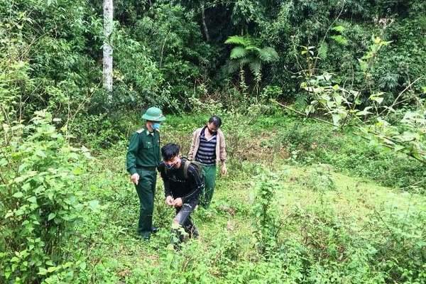 Người đàn ông ở Thanh Hóa nhập cảnh trái phép, trốn cách ly