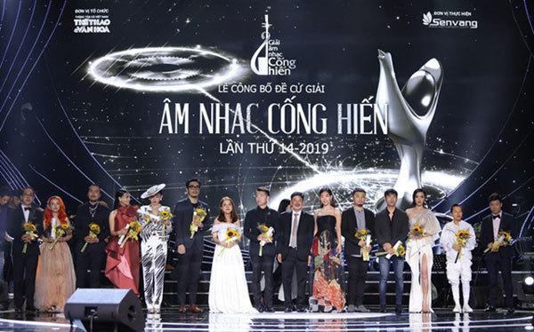 vietnam music industry,music award