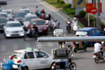Ministry proposes installing cameras to detect traffic violations