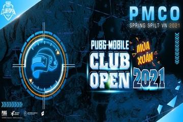 PUBG Mobile khởi động giải đấu PMCO mùa Xuân 2021