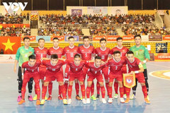 Vietnamese futsal team in contention for Futsal World Cup spot