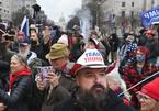 Người ủng hộ ông Trump đụng độ cảnh sát, Washington nóng ran vì biểu tình