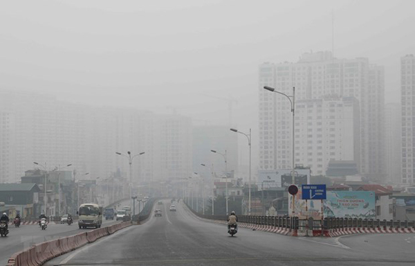 Cities, provinces asked to better controlair pollution