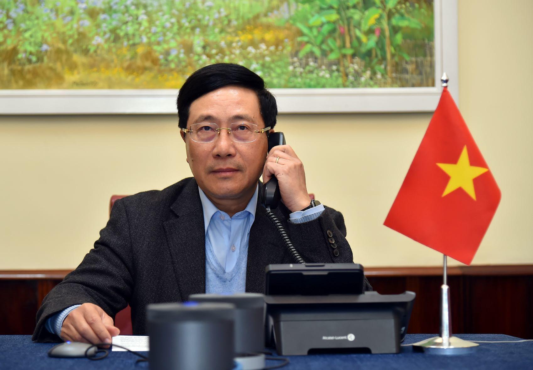 Việt - Mỹ sẽ giải quyết các quan tâm liên quan đến chính sách tiền tệ