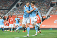 Đánh gục MU, Man City vào chung kết cúp Liên đoàn