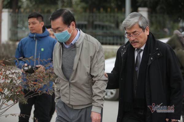 Mở lại phiên tòa xét xử cựu Bộ trưởng Vũ Huy Hoàng và đồng phạm