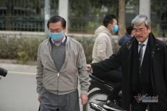 Phiên tòa xét xử cựu Bộ trưởng Vũ Huy Hoàng có tiếp tục hoãn?