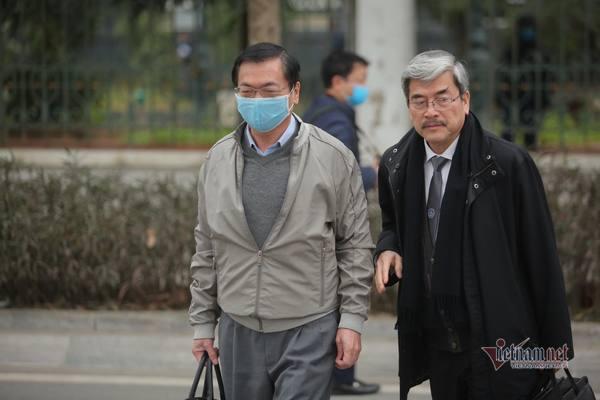 Mở lại phiên tòa xét xử cựu Bộ trưởng Vũ Huy Hoàng sau 2 lần hoãn