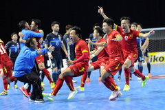 AFC hủy VCK futsal châu Á, Việt Nam chờ vé dự World Cup