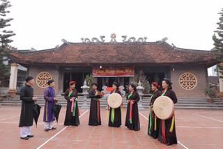 Bắc Ninh xây thêm nhà chứa quan họ, bảo tồn di sản văn hóa phi vật thể