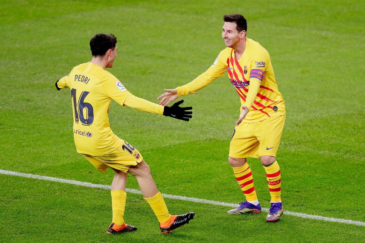 Messi giúp Barca thắng ngược, HLV Koeman mạnh dạn tuyên bố