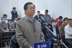 Vì sao phiên xử cựu Bộ trưởng Vũ Huy Hoàng phải hoãn?