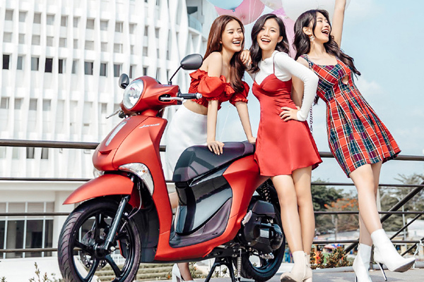 Yamaha tung khuyến mại 'khủng' chào Xuân Tân Sửu