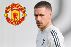 MU lấy Ramsey, Tottenham ký Demiral
