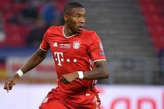 Liverpool ký tiền hợp đồng, trả lương cao cho David Alaba