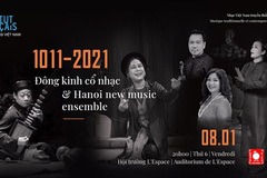 Vietnamese traditional and contemporary music night