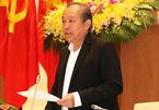 Phó Thủ tướng: Loại khỏi bộ máy những người biến chất, tiếp tay cho tội phạm