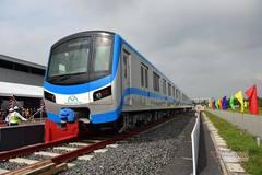 Metro Bến Thành - Suối Tiên lùi tiến độ, hẹn vận hành thương mại năm 2022