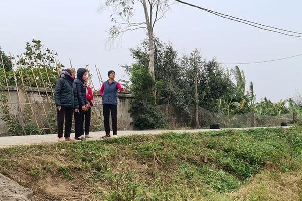 Khởi tố 3 bị can vụ máy ép cọc đổ làm 2 cháu bé tử vong ở Bắc Ninh