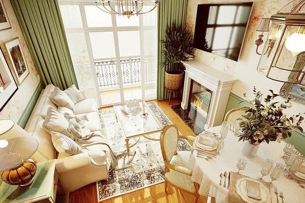 Căn nhà phong cách châu Âu tại Hà Nội của Hoà Minzy