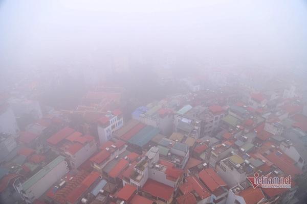 Nghẹt thở vì ô nhiễm không khí, Hà Nội ra chỉ đạo 'nóng'