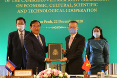 Việt Nam-Campuchia: Mãi là láng giềng hữu nghị, cùng nhau phát triển