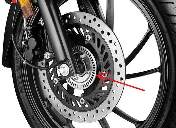 Phanh ABS có phải là trang bị không thể thiếu trên xe côn tay?