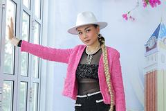 Thanh Hằng làm vedette không cát-xê show thời trang tại Phú Quốc