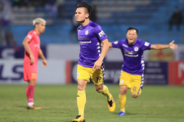 Hanoi FC and Viettel square off in Super Cup